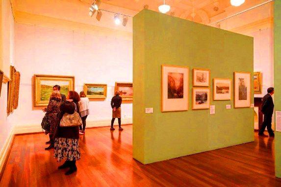 Art Gallery of Western Australia Tempat menarik di Perth Australia