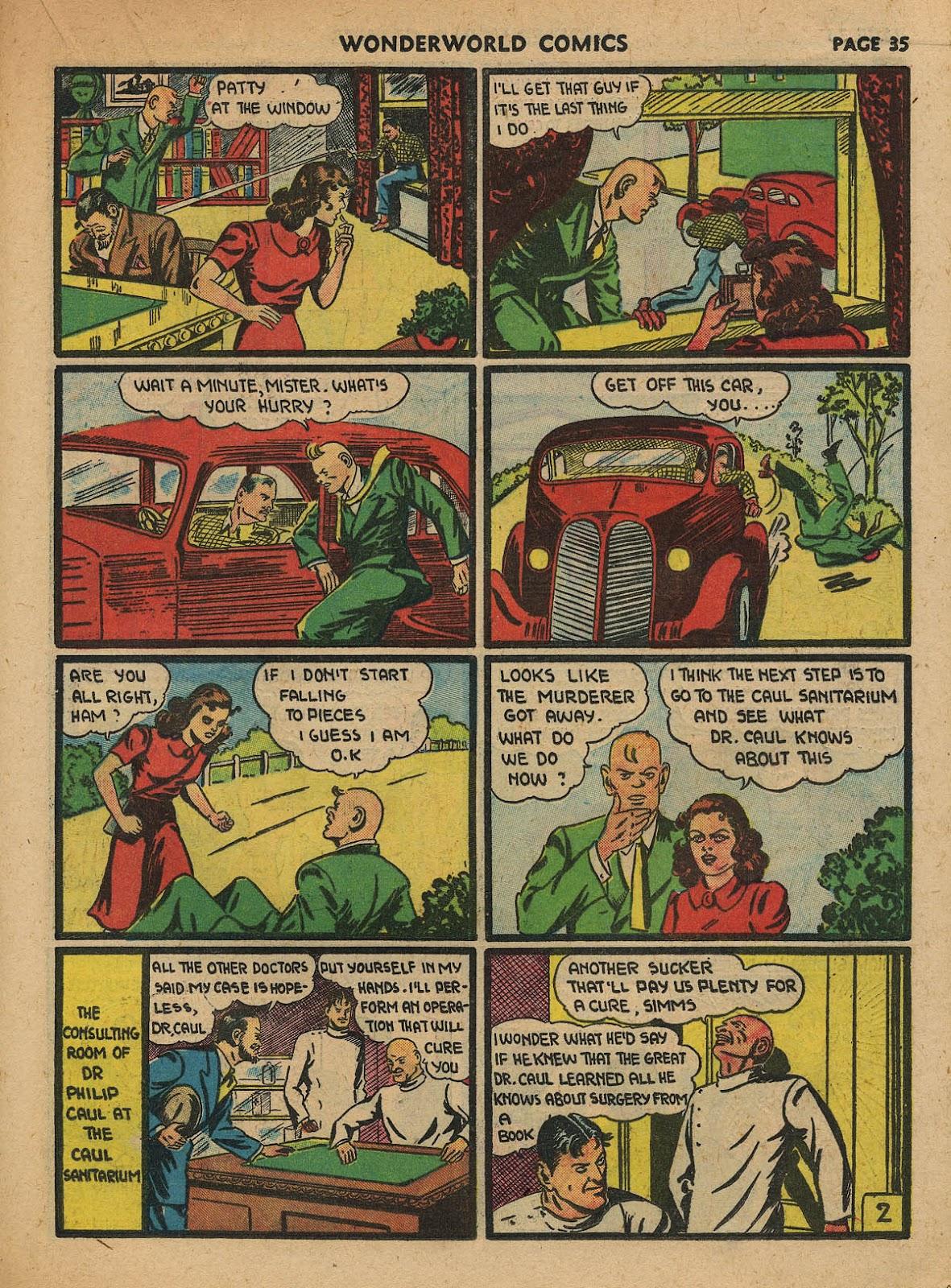 Wonderworld Comics issue 23 - Page 36