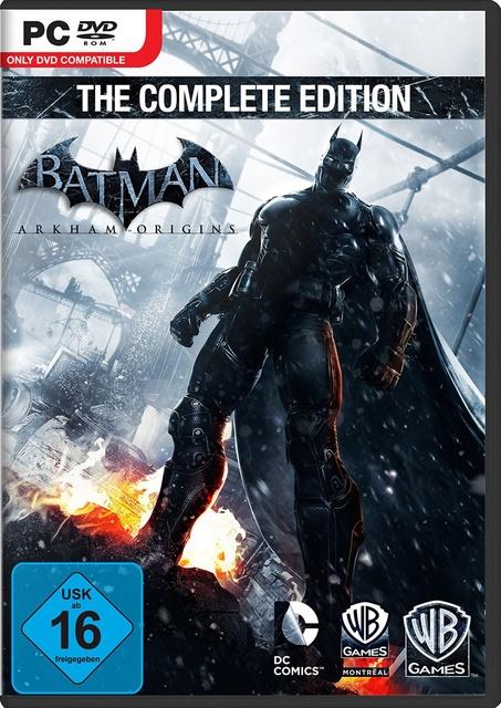 Batman: Arkham Trilogy (2009-2013)