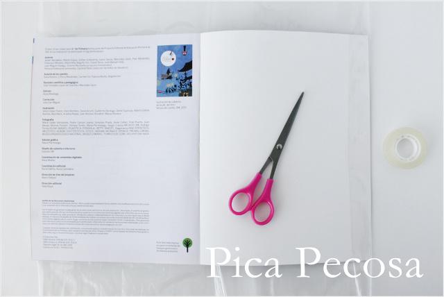 tutorial-forrar-libros-con-forro-plastico-cuatro-pasos-paso-dos