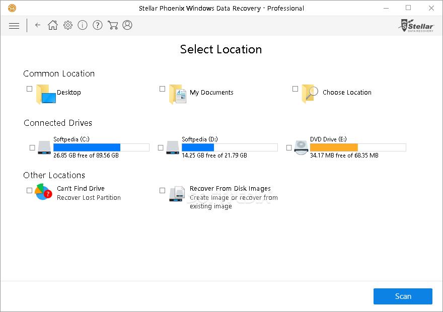 Stellar Phoenix Windows Data Recovery Professional