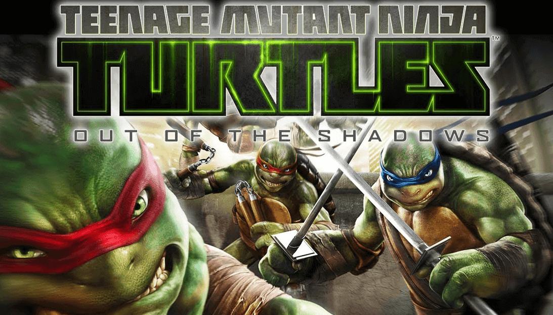 تحميل لعبة teenage mutant ninja turtles out of the shadows مضغوطة