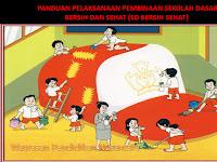Buku Panduan Pelaksanaan Pengembangan Sekolah Dasar Bersih dan Sehat