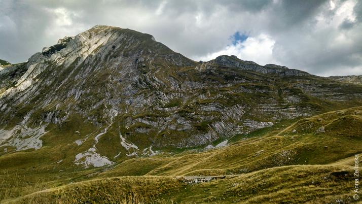 Потрясающие горы Дурмитора, Черногория