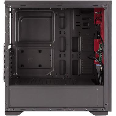 Configuración PC de sobremesa por 500 euros (AMD Ryzen 5 1600 + AMD Radeon RX 580 4 GB)