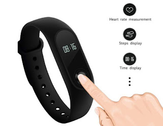 mi band 2 come smartwatch