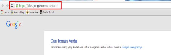 mereload atau refresh browser anda