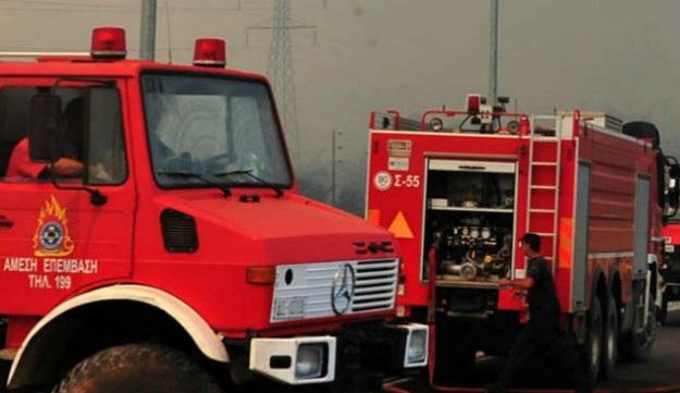Επίθεση «Ευπαθών Ρομά» σε πυροσβέστες στα Μέγαρα – Παραλίγο να χάσει το μάτι του ένας πυροσβέστης