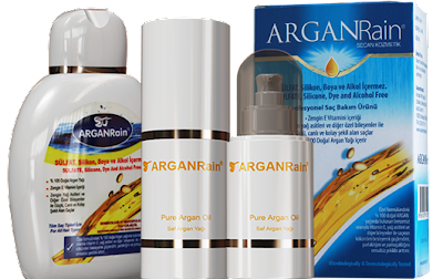 arganrain hair and skin care products