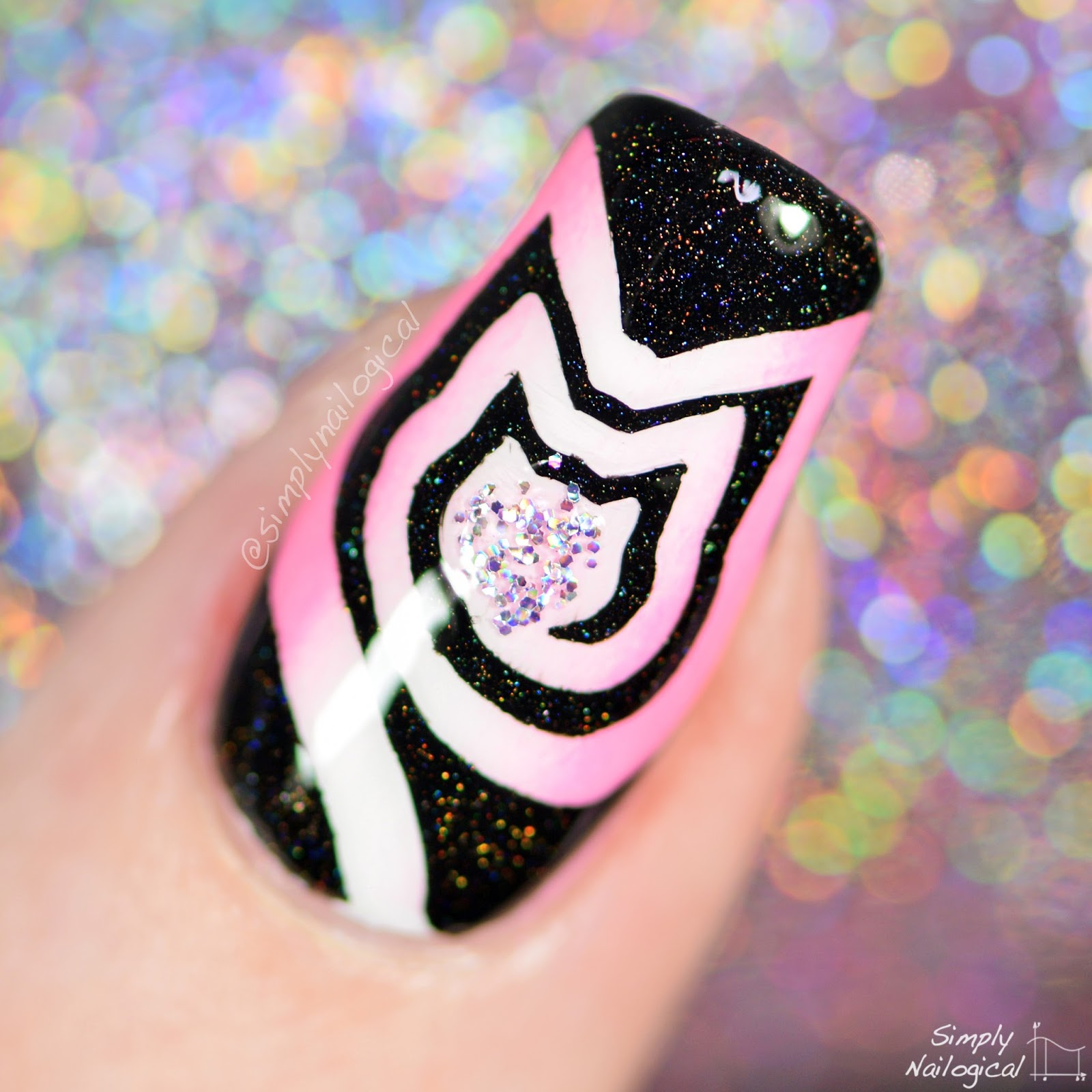Simply Nailogical: Finally! Cat nail vinyls goals achieved!