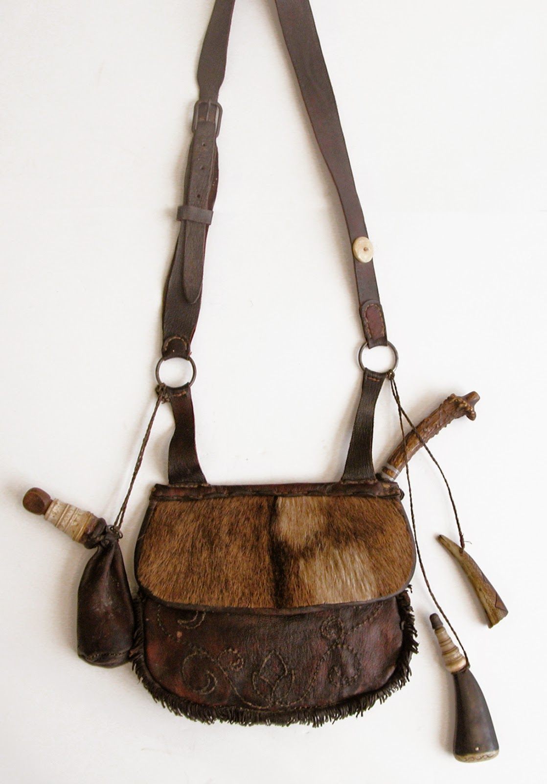 Muzzleloader Hunting Bags Court Ointed Receiver