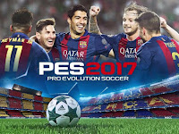 Serial Key Pro Evolution Soccer 2017 (PES) Free