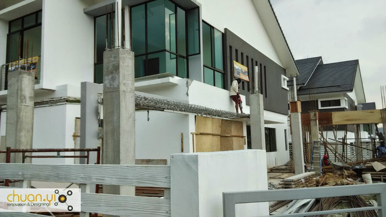 Chuan Yi Construction Amp Renovation Sdn Bhd Concrete Works