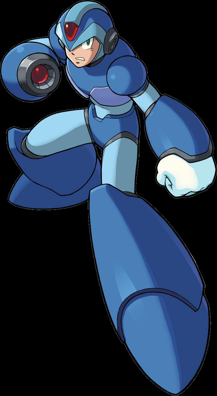 Zat Renders Mega Man EXE
