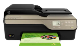 is a modest programme that lets your Printer hardware communicate amongst your operating arrangement  HP DeskJet  Ink Advantage 4610 Driver Download