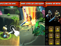 Tap Warriors Tap Tap Jump MOD v1.3.1 Unlimited Apk Android Terbaru Gratis Download
