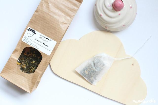 thé vert naturel