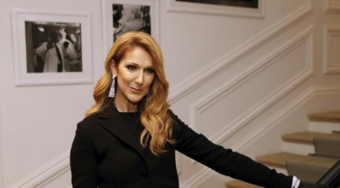 """Celine Dion shared a homemade video of a 17-year-old Gabonese singer on Facebook. By Patrick Kovarik (AFP/File)    Libreville (AFP) - An aspiring young Gabonese singer said Wednesday he was """"overwhelmed"""" after Canadian superstar Celine Dion shared a homemade video of him performing one of his hits with her millions of social media followers."""