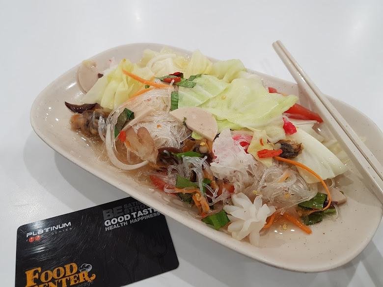 泰式涼拌冬粉沙拉吧?