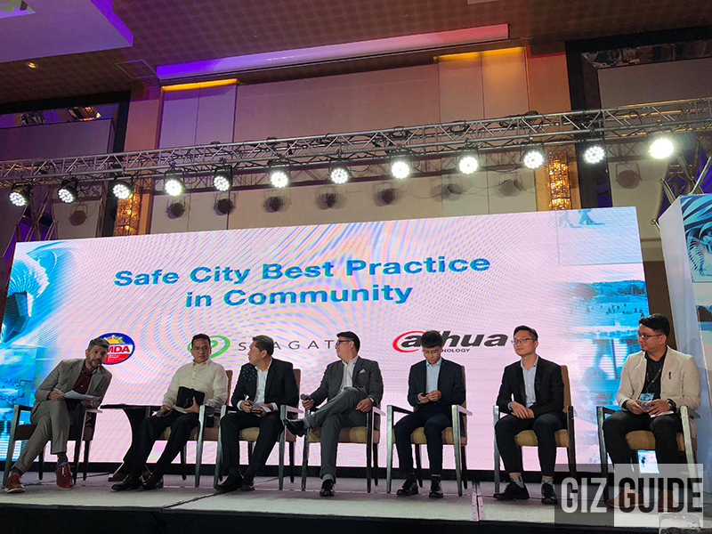 Seagate security forum gathered the country's key people for a safe city discussion