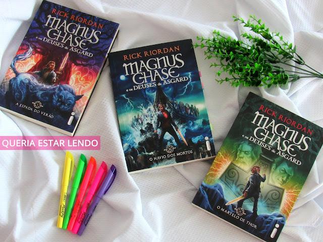 Resenha: Magnus Chase e o Navio dos Mortos