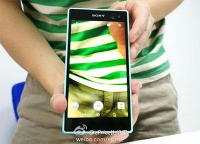 Sony Segera Luncurkan Ponsel 'Selfie', Xperia C3