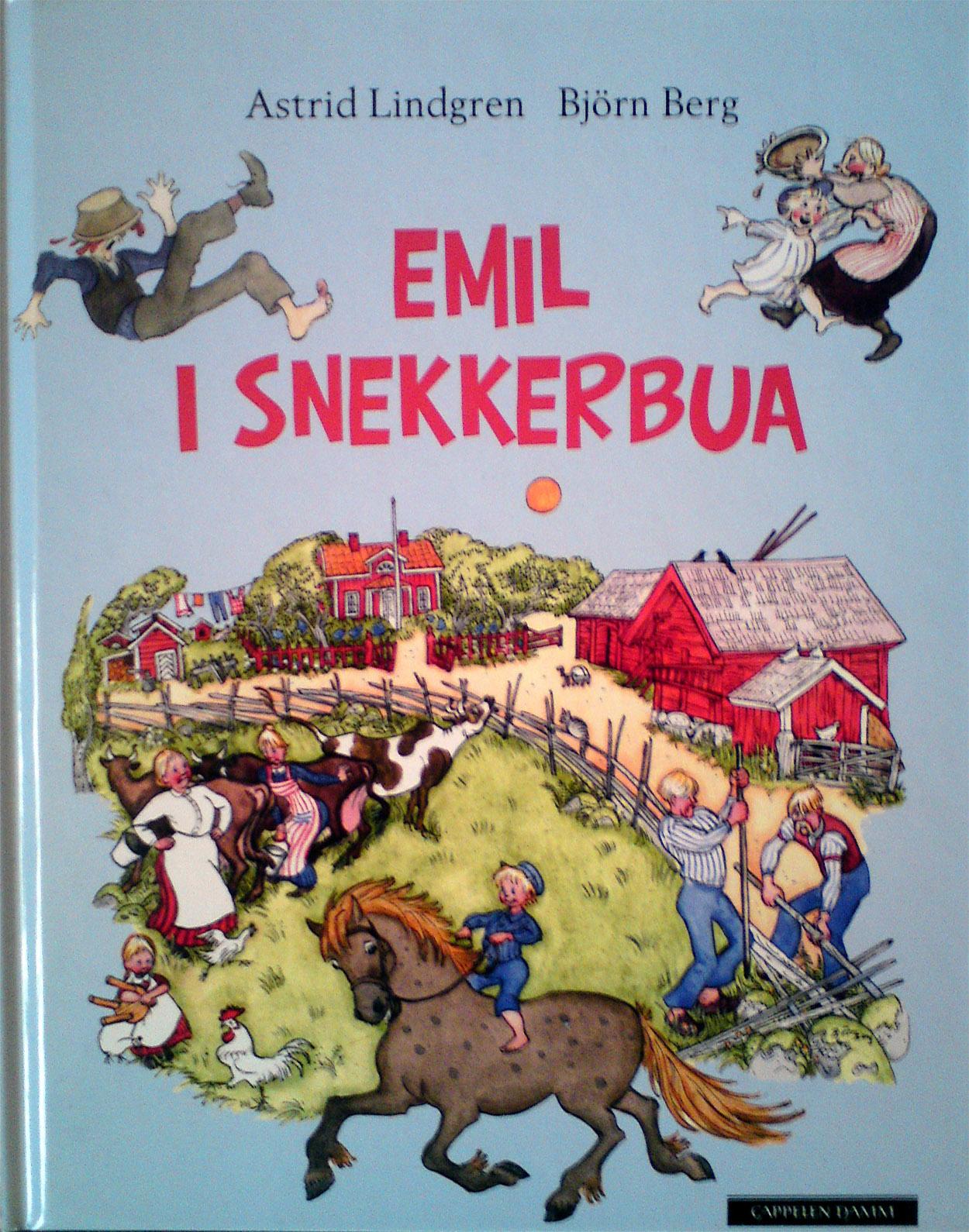 barnebøker om døden