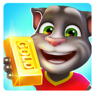 Talking Tom Gold Run APK, Talking Tom Gold Run mod APK
