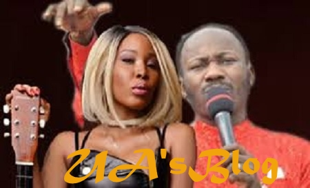''Apostle Suleman Told Me To Make False Confession Against the Nigerian Govt'' - Stephanie Otobo Alleges in shocking Throwback Video