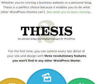 Thesis Wordpress Theme Free Download