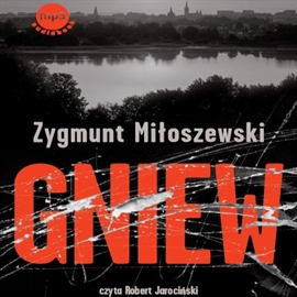 GNIEW Audiobook Mp3 - okładka