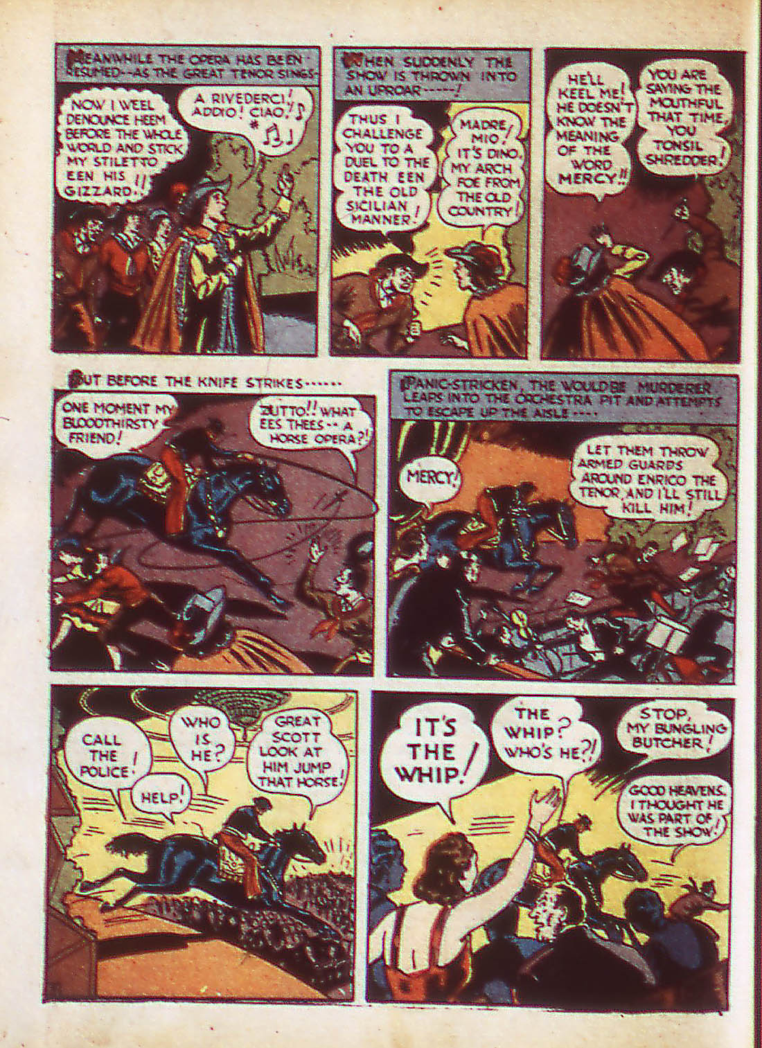 Flash Comics issue 22 - Page 42