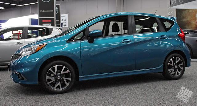 2016 Nissan Versa Note - Subcompact Culture