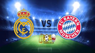 Prediksi Real Madrid vs Bayer Munchen 19 April 2017