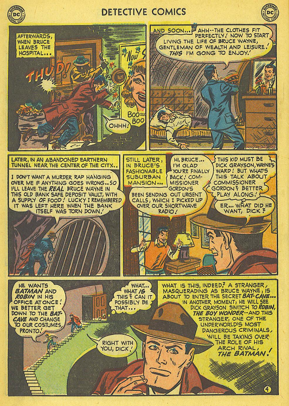 Read online Detective Comics (1937) comic -  Issue #173 - 7
