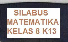 Silabus Matematika K13 Kelas 8 Smp Revisi 2020 Kherysuryawan Id