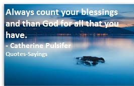 quotes on blessings