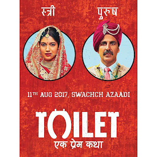toilet ek prem katha latest poster