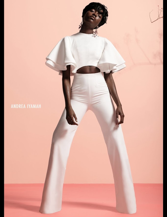 Andrea Iyamah Unveils Her Spring/Summer 2017 Collection Lookbook.