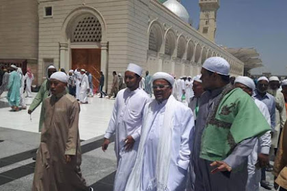 Pengacara Habib Rizieq Yakin Permohonan Polisi Bakal Dimentahkan Arab Saudi, Ini Alasannya