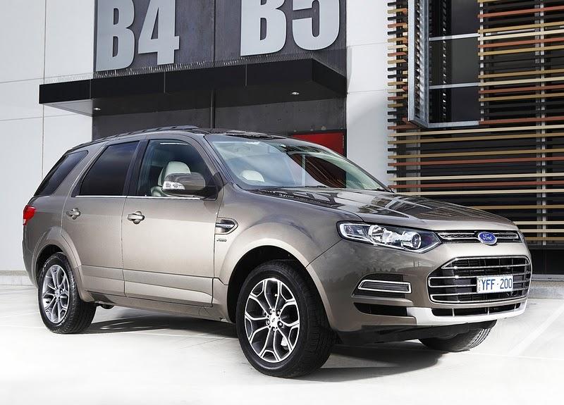 2012 Ford Territory ~ CAR WORLD