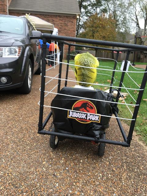 Dinosaur Wagon