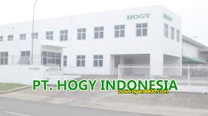 Lowongan PT Hogy Indonesia Februari 2020