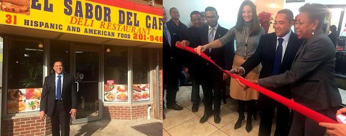 Ex narco dominicano indultado por Obama se convierte en emprendedor y abre restaurante en Nueva Jersey