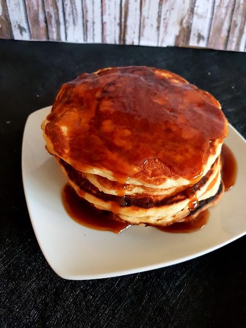 panqueques-de-yogur, yogurt-pancakes