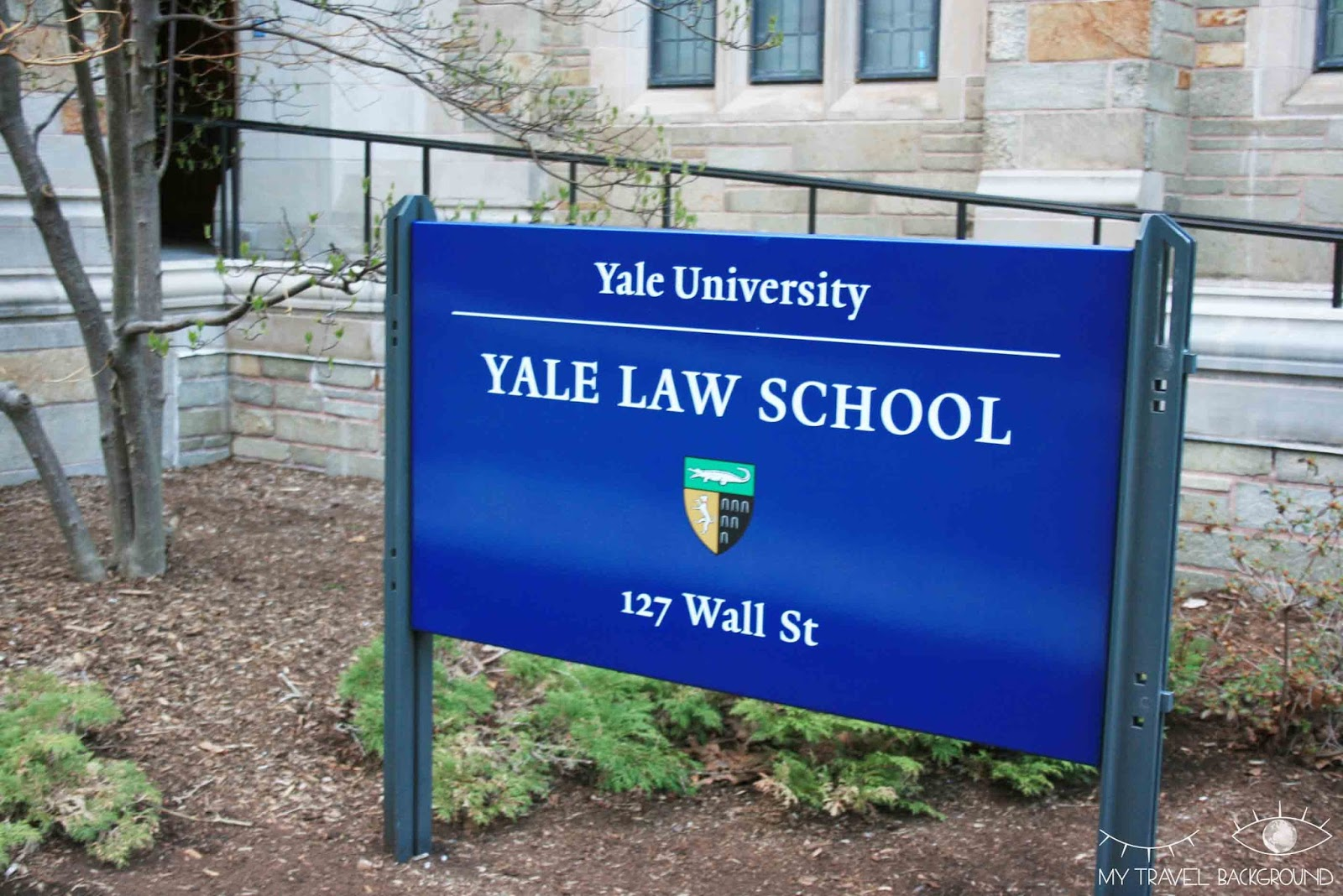 My Travel Background : Les principales universités américaines de la côte Nord-Est - Yale University