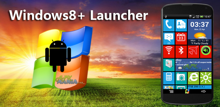Windows Launcher Roid Apk Download