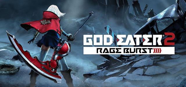 GOD EATER 2 Rage Burst PC Download Full Version