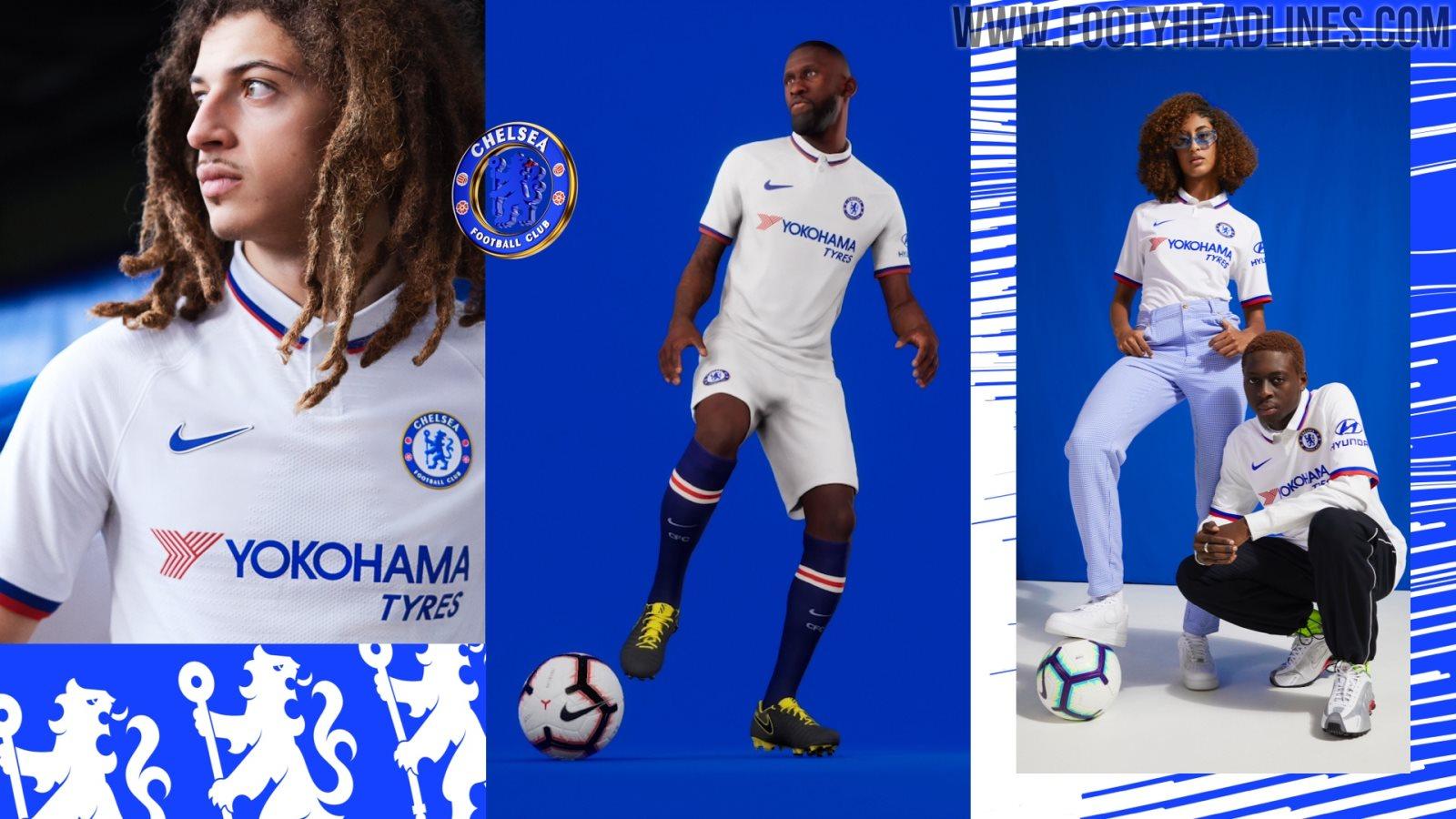 Chelsea 19-20 Away Kit Released