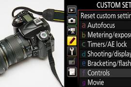 7 Trik Menyusaikan Pengaturan Kamera Nikon Untuk Memudahkan Pengguna